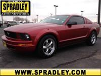 2005 Ford Mustang 2dr Car Our Location is: Spradley