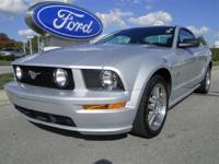 Description 2005 ford Mustang our dealership is