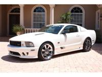 The Real Deal #706 2005 Saleen SC supercharged and