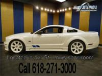Up for sale is a beautiful 2005 Ford Mustang Saleen.
