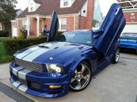 2005 FORD MUSTANG COBRA BODYKIT 300 HP...5SPEED