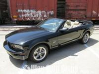 YOU ARE VIEWING A 2005 MUSTANG V8 CONVERTIBLE COUPE