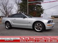 This is One Sharp Mustang GT Convertible !! This