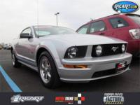 Mustang GT Deluxe, 2D Coupe, 4.6L V8 24V, 5-Speed