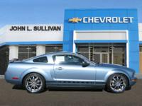 2005 Ford Mustang Coupe Our Location is: John L