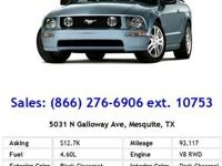 2005 FORD Mustang COUPE Our Location is: Westway Ford -