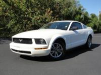 Options Included: N/AHere's a 2005 Ford Mustand 4.0L
