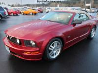 Exterior Color: redfire metallic, Body: Convertible,