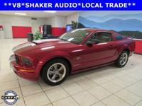 Mustang GT Deluxe, 4.6L V8 24V, 5-Speed Automatic with