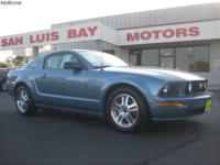 Options:  2005 Ford Mustang Gt Premium|For More