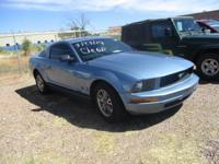Come test drive this 2005 Ford Mustang! Comprehensive