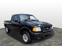 Options:  2005 Ford Ranger Edge|2Dr Supercab Edge Rwd