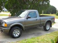 2005 Ford Ranger Truck in Excellent Condition Dark Grey