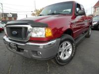 SUPER SOLID RANGER !!! EXTENDED CAB !!! 4X4 !!! ALLOY