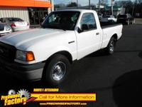 Exterior Color: oxford white clearcoat, Engine: 2.3L I4