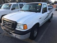 Options:  2005 Ford Ranger Xlt|2Dr Standard Cab Xlt Rwd
