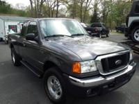 For Sale.....This is a 2005 Ford Ranger XLT Extended