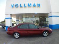 Red taurus and good miles--come and drive--- Our