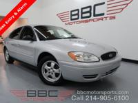 Taurus SE. Automatic. Power Windows & Locks. Tilt &