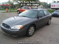 Options:  2005 Ford Taurus Runs And Drives Very Well.