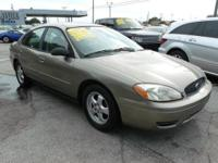 2005 Ford Taurus SE for sale in good condition. $3,687