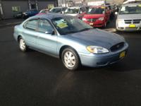 This 2005 Ford Taurus SEL is offered exclusively by