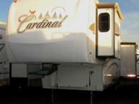 Fifth Wheels Fifth Wheels. 2005 Forest River CARDINAL