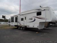 2005 Forest River Cedar Creek Fifth Wheel, Model 37,