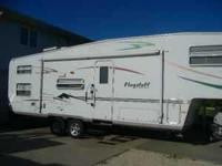 A wonderful RV which offers all the comforts of a home1