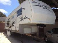 2005 Forest River Sierra 5th Wheel A fantastic buy on a