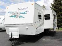 2005 Woodland River Wildcat 26RB Used Certified
