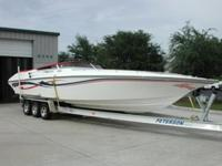 Great deal on a Super Boat. Only 180 original
