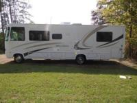2005 Class A motor home with 18,000 miles it has been
