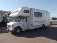 2005 Four Winds Model: 24T 26 FT CLASS C FORD E-450