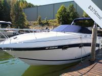 You can own this vessel for just $375 per month. Fill