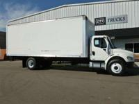 Description Make: Freightliner Mileage: 187,608 miles