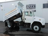 Great Running Dump Truck With Only 55K Miles! Detailed