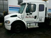 2005 Freightliner Flat Bed Tow Truck i am the Original
