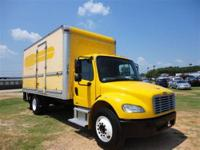 THIS 2005 FREIGHTLINER BUSINESS CLASS M2 JUST CAME IN.