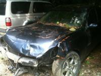 2005 G35 FOR PARTS WRECK ON FRONT GOOD ENGINE,