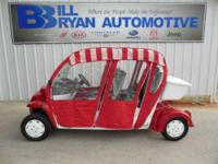 New Gel Batteries, 4 Seater, Tunk, LOW MILES, Roll up