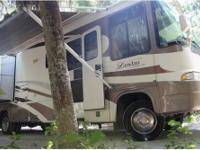 2005 Georgie Boy 3402ds Landau. Low mileage motorhome,