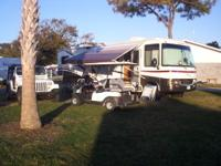 35' Pursuit Class A Motorhome with V10 Gas Engine -