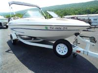 2005 Glastron 175 MX Just Arrived Bowrider Bimini Top