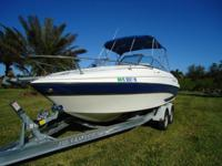 2005 Glastron GS219 22' Runabout Cuddy Cabin family fun