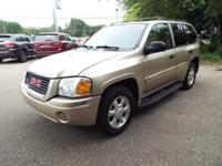 This 4x4 GMC Envoy may be a 2005 with a bunch of miles