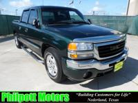 Options Included: N/A2005 GMC Sierra Crew Cab, green