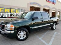 Excellent condition! Nicest 05 Sierra in Texas!!! One