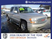 Options:  2005 Gmc Sierra 1500 Denali|Silver|2005 Gmc