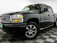 I'm a 2005 GMC Sierra! I can take you to the